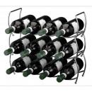 groothandel Klein meubilair: Stapelbaar wijnrek (3 delig)