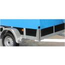 groothandel Auto's & Quads: Aanhanger afdekzeil 250x140cm