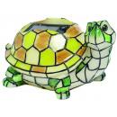 LED-Solarleuchte Schildkröte Mosaik