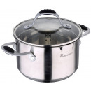 wholesale Pots & Pans: Masterpro Casserole Ø16 cm - stainless steel
