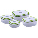 Cling / storage boxes set of 4