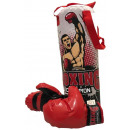 wholesale Sports and Fitness Equipment:Punching bag with gloves