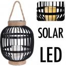 Großhandel Windlichter & Laternen:Solarlaterne LED 30cm