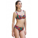Women's bikini bra classic brace