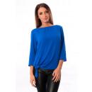 hurtownia Fashion & Moda: T-Shirt Noue  błękit królewski SIZE 8507BR