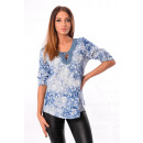 wholesale Pullover & Sweatshirts: NECK TUNIC FASHION 1022I2
