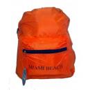 groothandel Rugzakken: Miami Beach rugzak, oranje