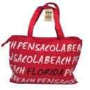Floride sac d'été, rouge