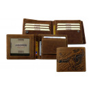 wholesale Wallets: Wallet / BULL & SNAKE (25-brown)