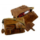 wholesale Handbags: Messenger Unisex / Rodeo-washed 24-natural