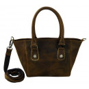Shopperbag / EDELWEISS - 25-brown