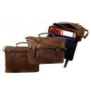 Großhandel sonstige Taschen: Cambridge - Akten Tasche ( 25-braun,20-schwarz)