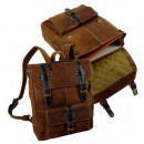 wholesale Backpacks: File Backpack /  SCOTH - (25)  -whisky-m. dark ...