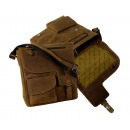 wholesale Miscellaneous Bags: Postbag / OLD-SCHOOL - (25) - Vintage -brown