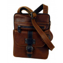 ingrosso Borse: Crossbody / Scoth  - (25) whisky m. marrone scuro