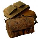 Postbag Unisex / BULL&SNAKE ( 25-braun)