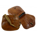 Saddlebag /  Rodeo-washed 24-natural