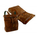 wholesale Backpacks: Roller Backpack /  Rodeo-washed 24-natural