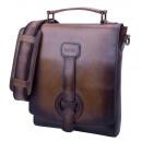 Großhandel Handtaschen:Postbag / Cherokee Leder