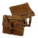 wholesale Handbags: Casualbag Unisex / PINCH OF WAX- (24) -nature / (2