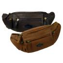 grossiste Bagages et articles de voyage: Pochette ceinture / PINCE DE CIRE- (25) -brun