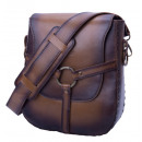 Großhandel Handtaschen: Saddelbag/ Cherokee Leder