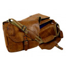 Großhandel Taschen & Reiseartikel: Postbag Unisex /  Rodeo-washed 24-natural