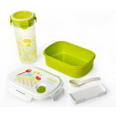 Lunchbox container  breakfast cup + TM-120 PROMIS