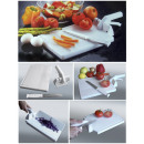 wholesale Kitchen Utensils: Cutting board with a knife 3in1 KS-015