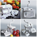 wholesale Kitchen Utensils: Vegetable cutter PROMIS KS-021
