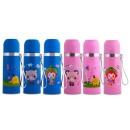 grossiste Thermos: Thermos TMF-03D  0,3 L (4 dessins, 4 couleurs)