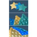 wholesale Bath & Towelling: Mata bathroom PROMIS J-5656 pattern-star