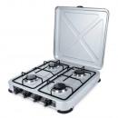 groothandel Sport & Vrije Tijd: PROMIS kooktoestel met vier kooktoestellen ...