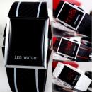 Großhandel Armbanduhren: LED-Uhr mit sportlichem Design