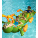 Großhandel Wassersport & Strand: Einbeinige schwimmende Gummi-Matratze für ...