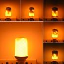 Lampe LED résistante au feu