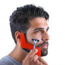mayorista Afeitado y depilacion: Plantilla de corte de barba