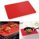 grossiste Aides de cuisine: Feuille de cuisson en silicone antiadhésive Magic