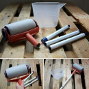 wholesale Painting Supplies: Paint roller with toner cartridge