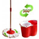 groothandel Reinigingsproducten: Rotary Talas Microvezel mop set