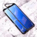 wholesale Mobile phone cases: Magnetic, transparent Samsung phones
