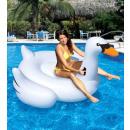 Großhandel Wassersport & Strand: Schwebende Gummimatratze des Riesenschwans