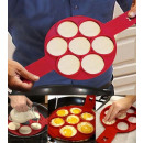 wholesale Casserole Dishes and Baking Molds: Silicone egg and pancake shape