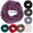 SCH-270h Tube Tubeschals knitting scarves in whole