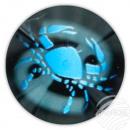 Botones de clic Trozos Trozos granos de la pulsera
