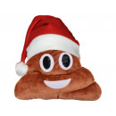 wholesale Cushions & Blankets: Santa Hat Emoticon Emoji Pillows pile laughs