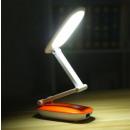 Lampka biurkowa 21 SMD led składana akumulator