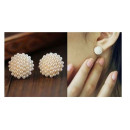 K043 Bests Earrings Vintage style D & L