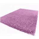 Carpet Rug SHAGGY plush 80x120 PLUSZ 15 Circle