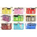 groothandel Handtassen: Organizer tas voor handtas 12 kleuren